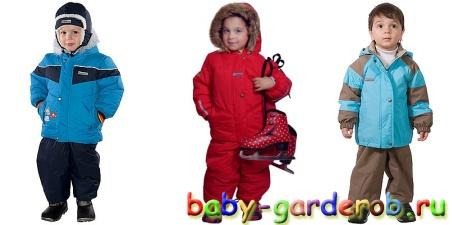 Финская зимняя одежда для детей - Все о