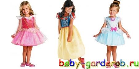 Новогодние костюмы для девочек | Гардероб ребенка - photo#15